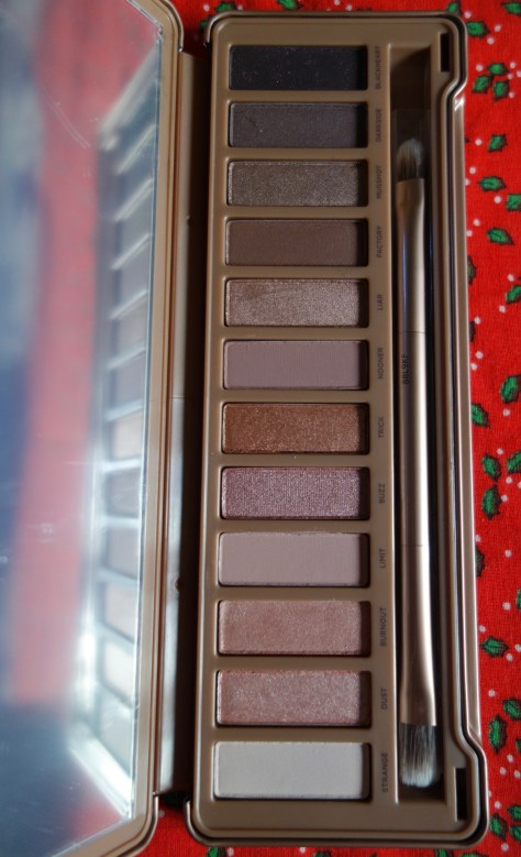 Urban Decay Naked 3 inside