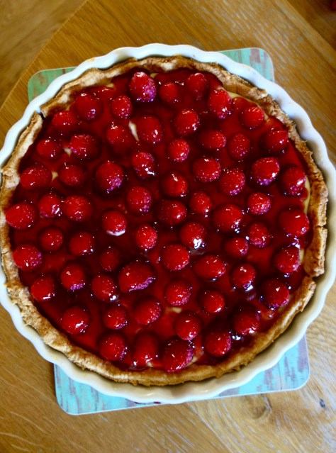 Raspberry Tart recipe