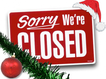 SFD Office Closed For Holidays Surrey Festival of Dance
