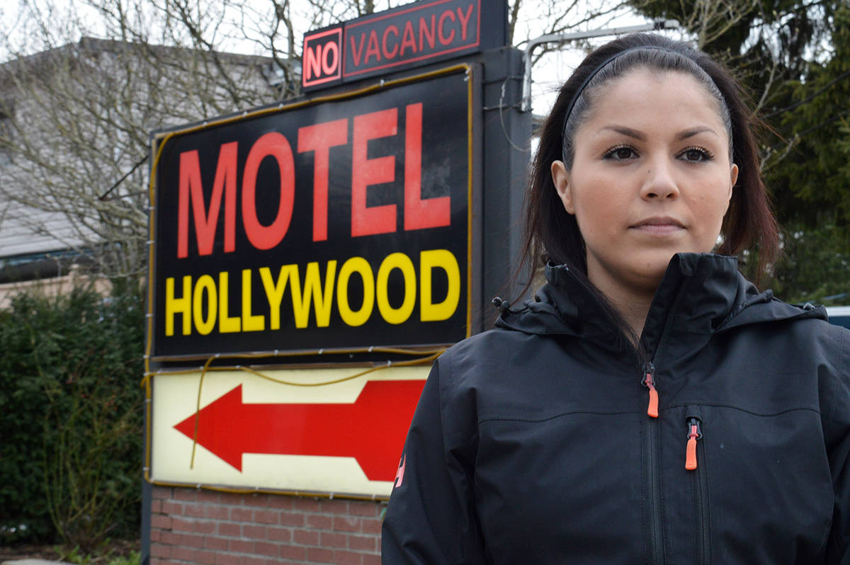 Hollywood Motel Video Surrey Motel Being Transformed Into Sanctuary To Help Heal