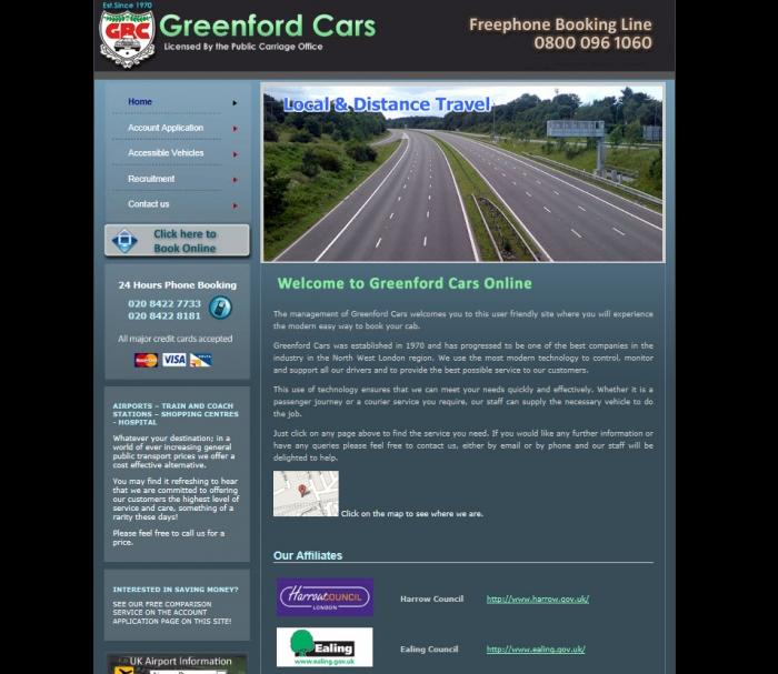 Greenford Cars
