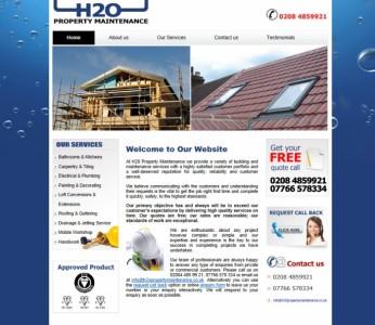 H2O Property maintenance