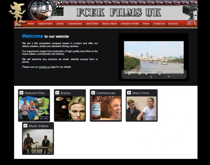 Fcek Films UK