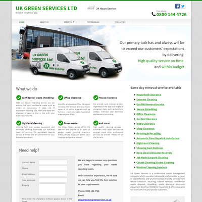 UK Green Services