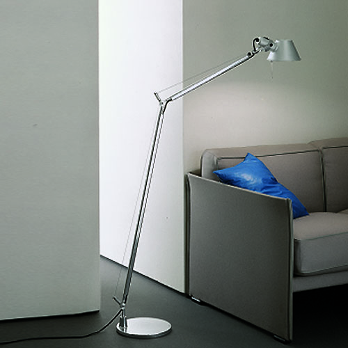Tolomeo Reading Floor Artemide Tolomeo Reading Floor Lamp : Surrounding.com
