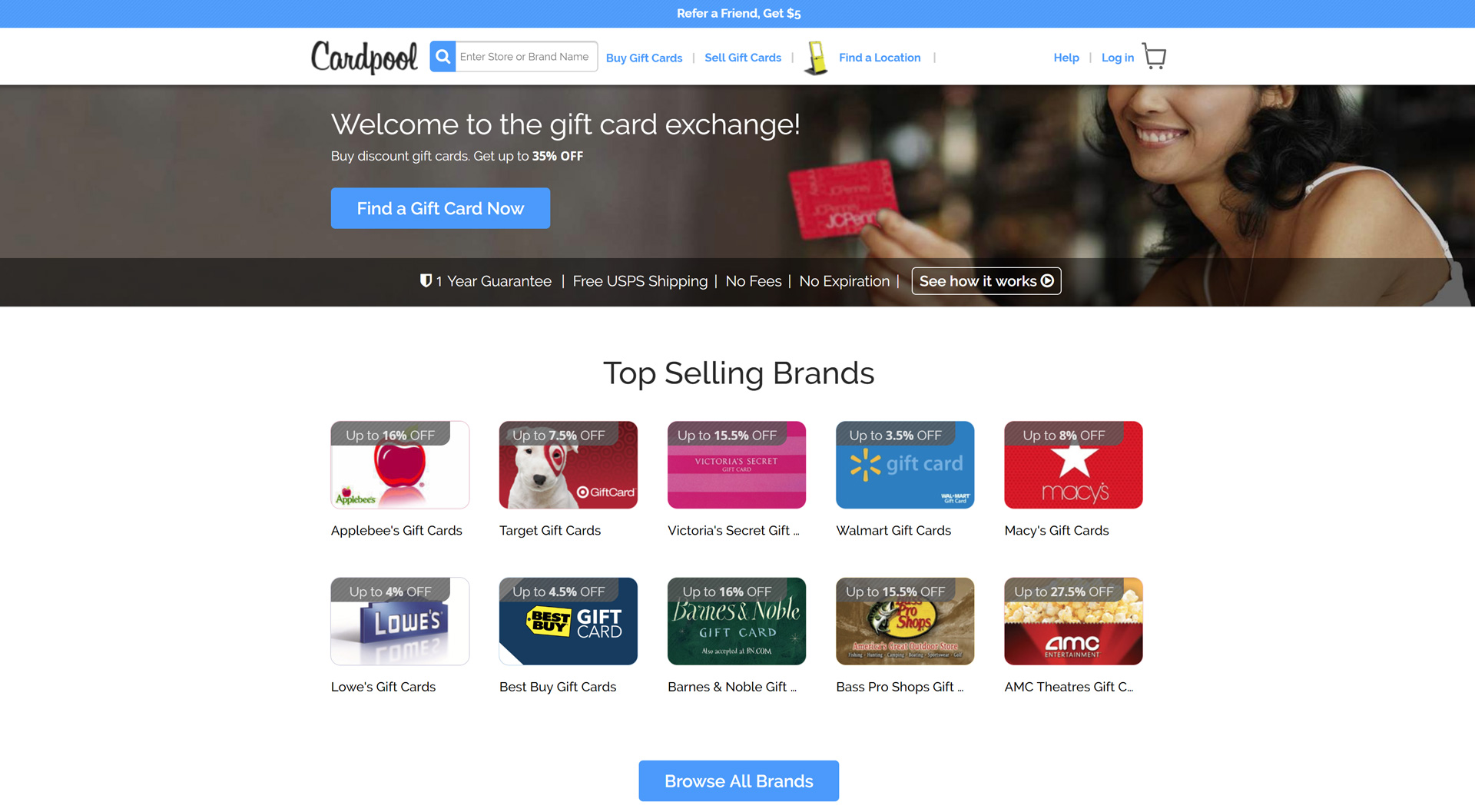 Best Place To Get Gift Cards Cardpool Review Gift Of Cheap Gift Cards Or Total Scam
