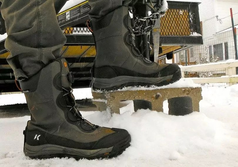 Winterstiefel 2015 Best Ice Fishing Boots: Top Products On The Market Reviews