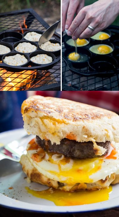 Best Camping Recipes - The 36th AVENUE