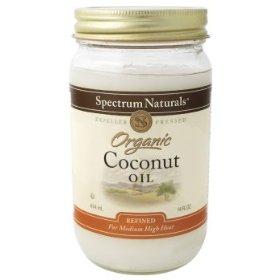 coconut Oil Paleo food for storage