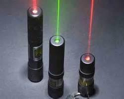 Laser Flares