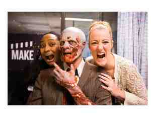 Tamika, Zombie, and Adele