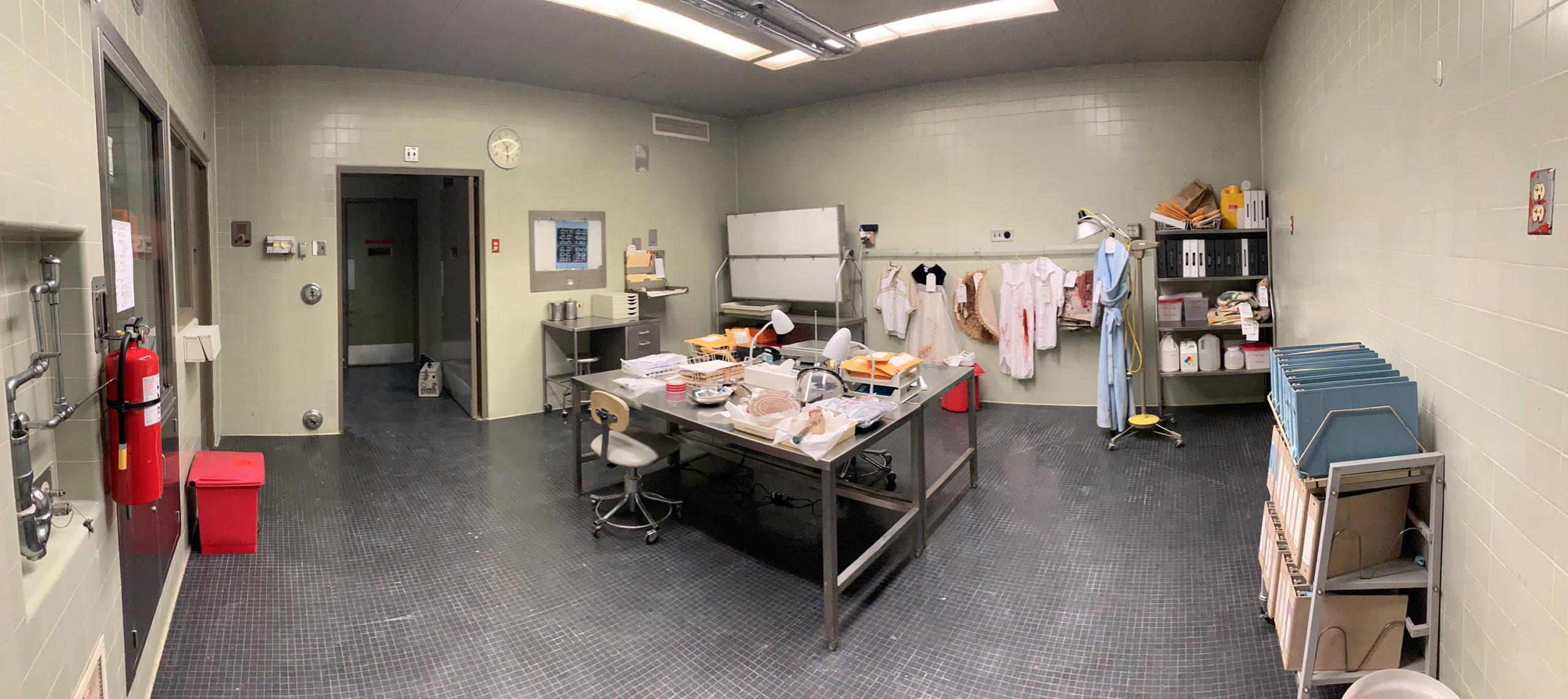 Morgue Office 2