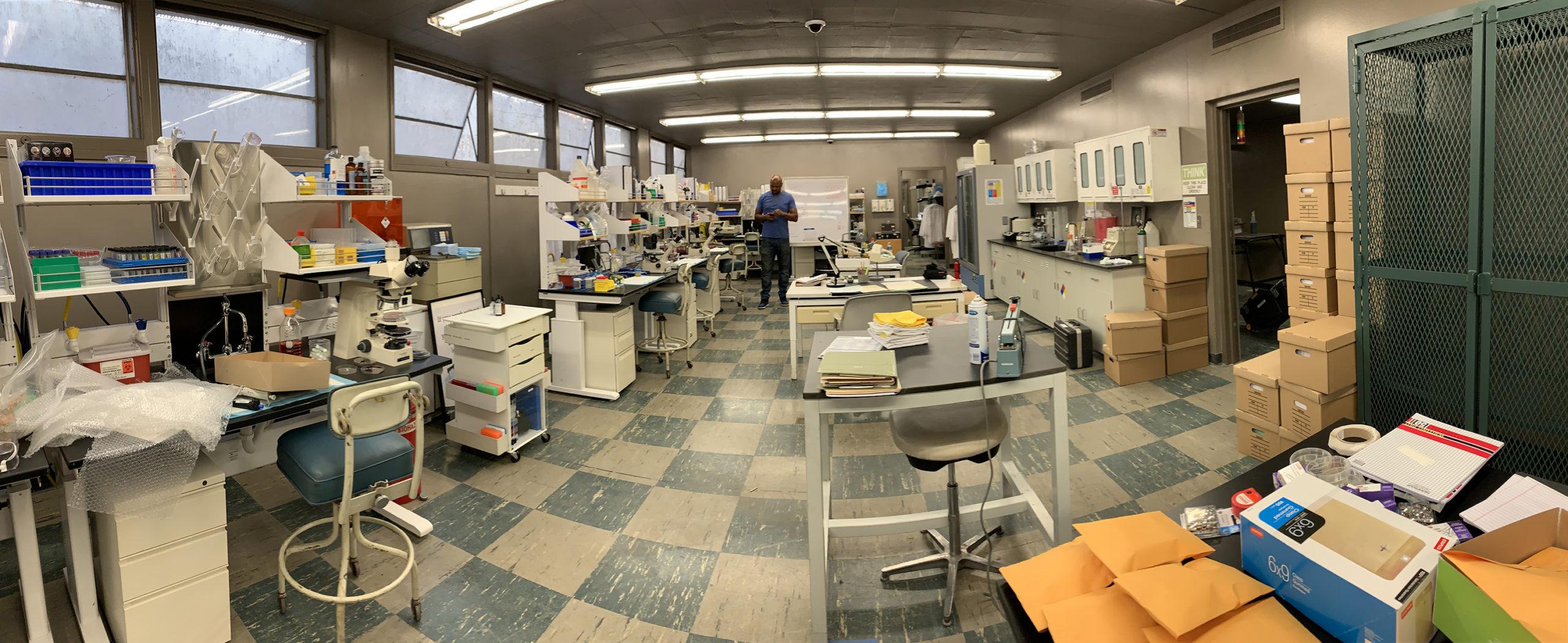 Serology Lab 1