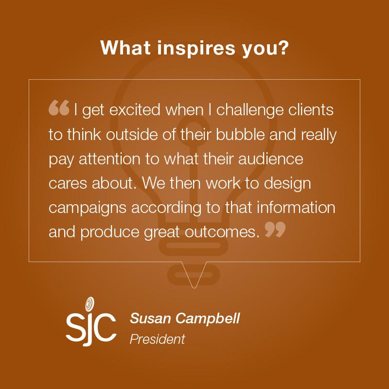 What Inspires You? SJC Marketing