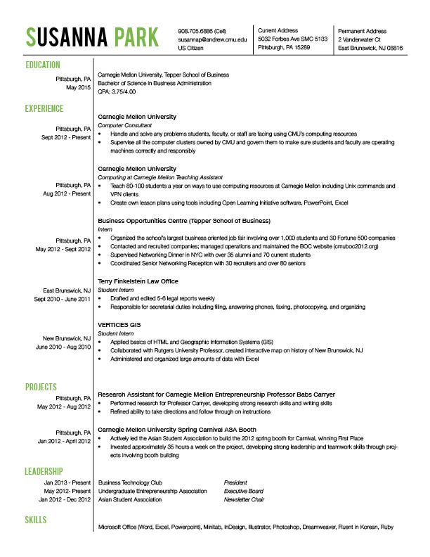 Resume Best Template Collection Resume Font X Font Size Resumes Resume  Good Font Size For Resume