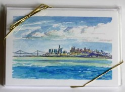 Classic Sausalito 6-Card box by Susan Sternau