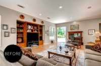 Award Winning Rancho Santa Fe Family Room Remodel