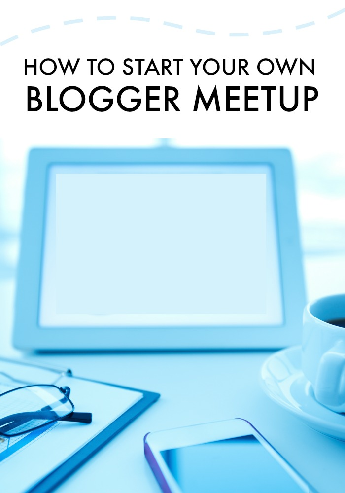 Starting a Meetup Group for Bloggers - how to make a good resume with little experience