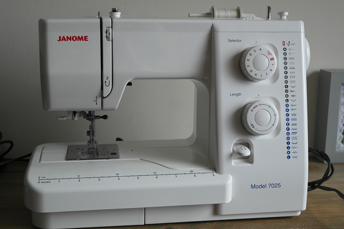 Baby Bags John Lewis My Trusty Janome 7025 – Sewing Machine Review