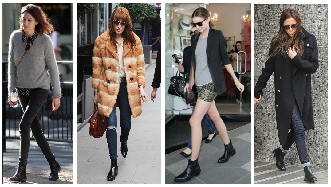 Chelsea Boots Women How To Wear With Fantastic Photo