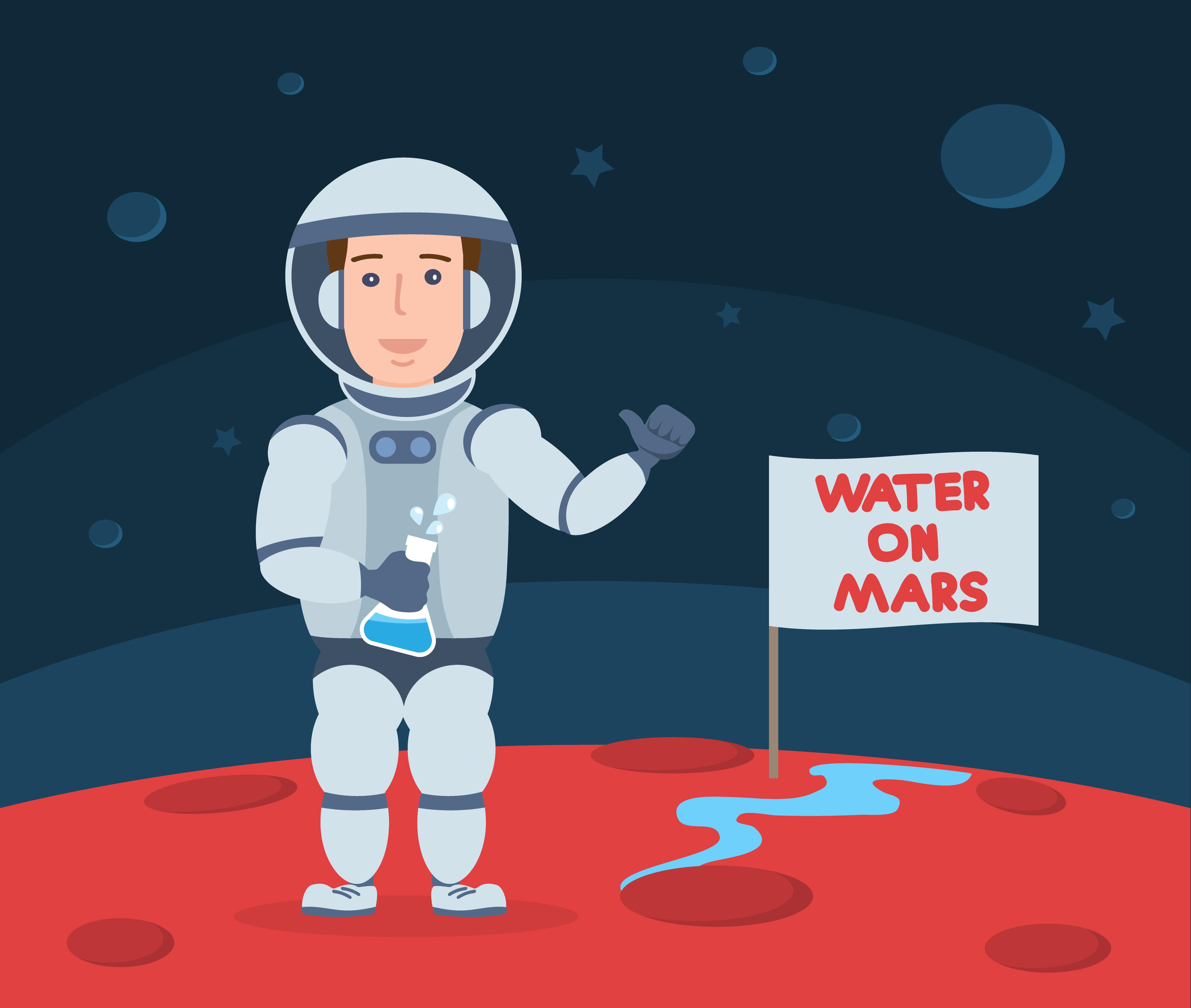 4.Mars-Matter:
