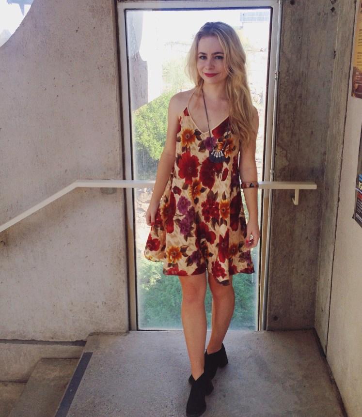 sustainable daisy arcosanti arizona ecofashion eco-friendly fashion sustainability