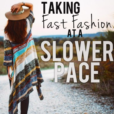 fast fashion fastfashion fast-fashion slow sustainability sustainable daisy eco-friendly blog blogger