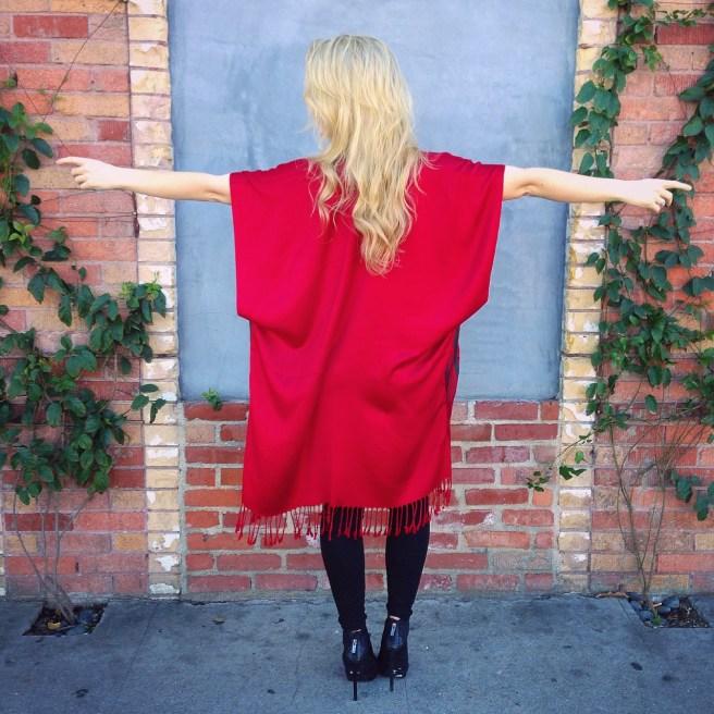 red kimono sustainable daisy sustainability ecofashion ecofriendly fashion ethical eco safe inks upcycled recycled fabrics eco green blog blogger