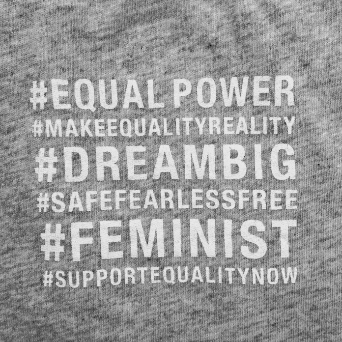 equality apparel sustainable gender women women's ethical fashion eco eco-friendly organic cotton pink