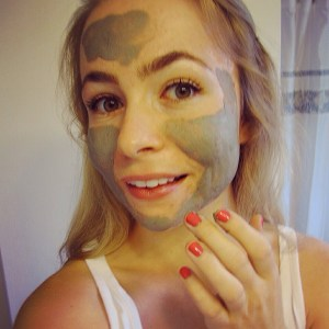dead sea mud face mask