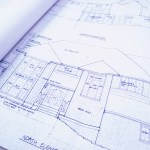 Plans - blueprint - house