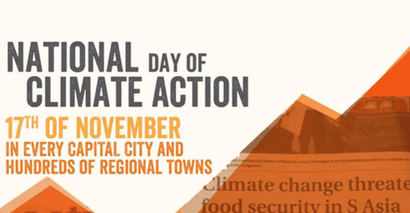 National Day of Climate Action image