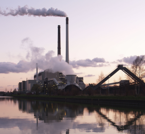 Coal-fired power plant at Datteln, Germany