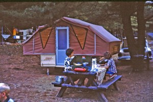 Love to Camp?  4 Things to Consider Before You Buy a Camper