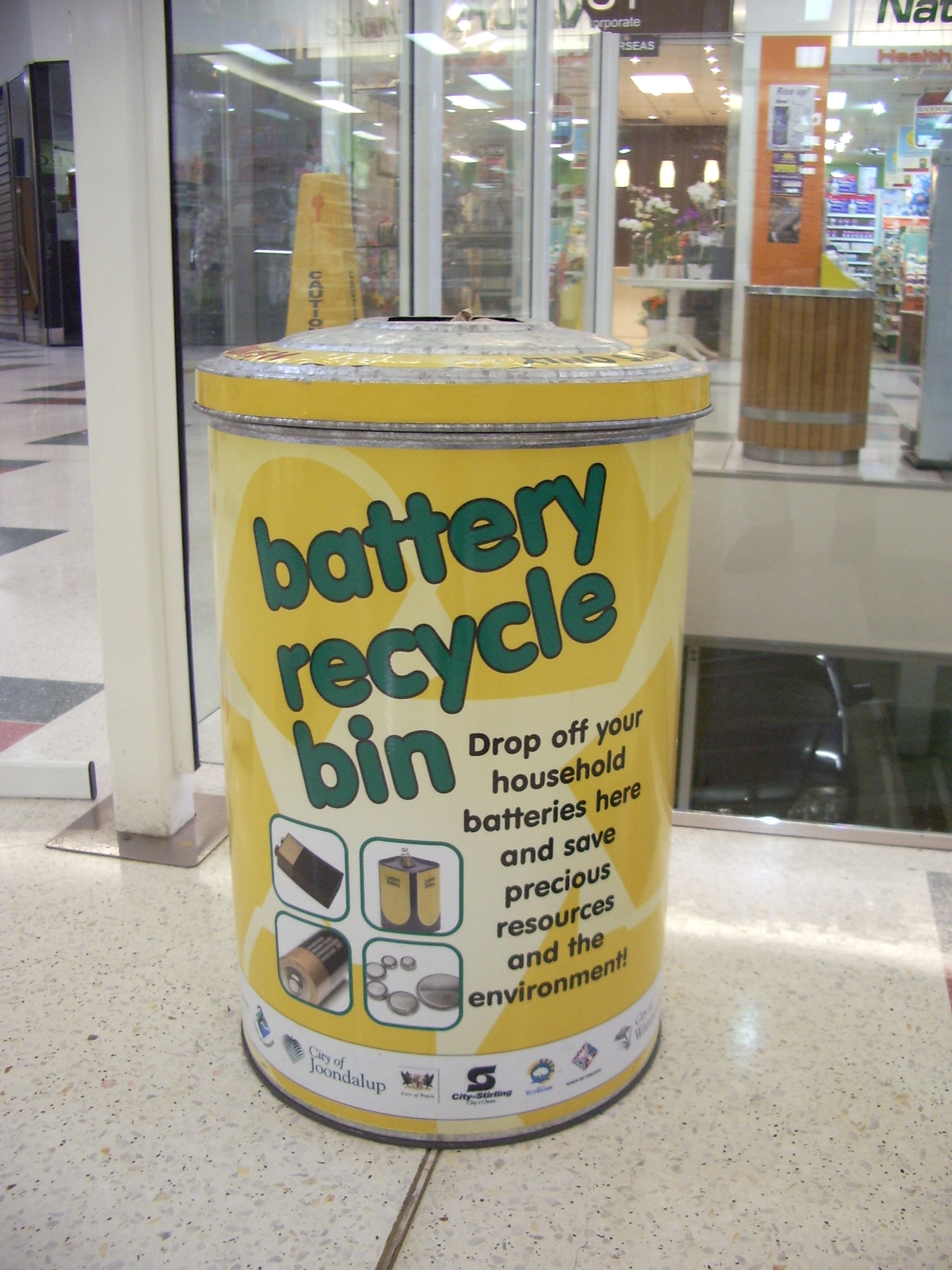 Batteries Perth Discovering Western Australias Battery Recycling