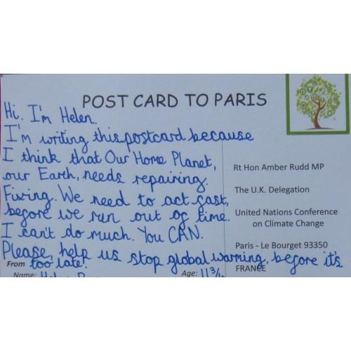 Medium Crop Of How To Write A Postcard
