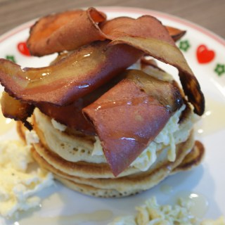 Recipe | American Pancake Stack (revisited)