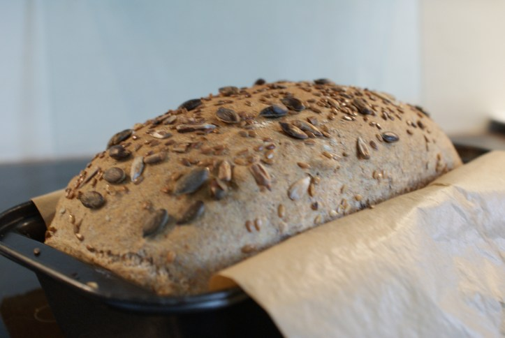 Super Seed Loaf Recipe