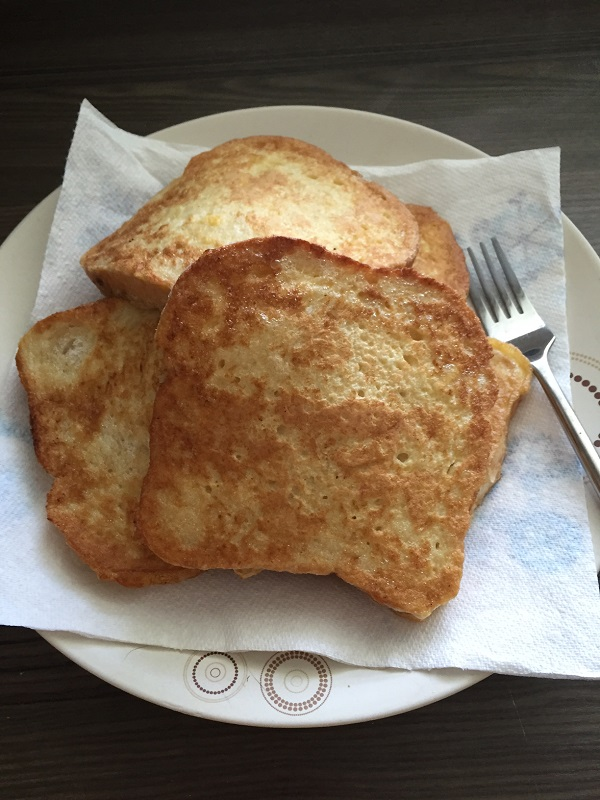 Eggy Bread Sarah Irving Susty Meals