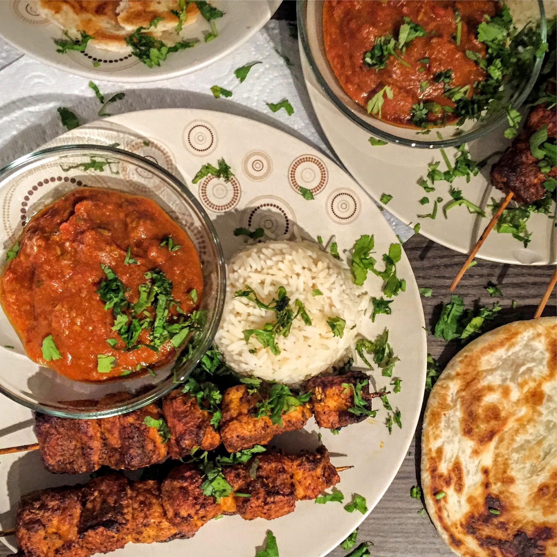 Vegan Tandoori Tofu Tikka Masala   Vegan Vegitarian Recipes   Susty Meals   Sarah Irving