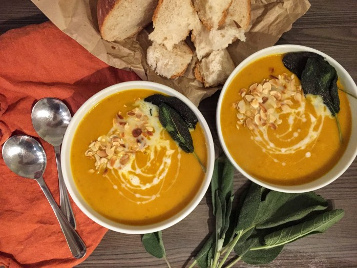 http://sustymeals.com/pumpkin-chickpea-and-coconut-curry/