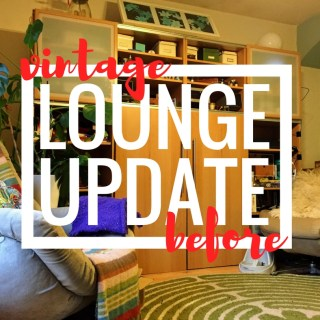 Vintage Lounge Update (before)
