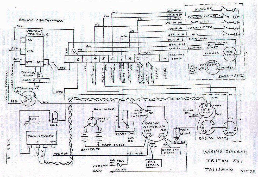 1990 Mercury 150 Wiring Diagram - Hsiieoxosouthdarfurradioinfo \u2022