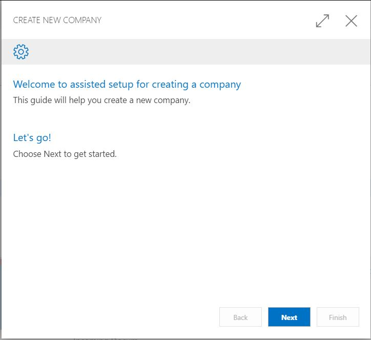 Creating Companies in Dynamics 365 for Financials \u2013 Suvidha-blogpost