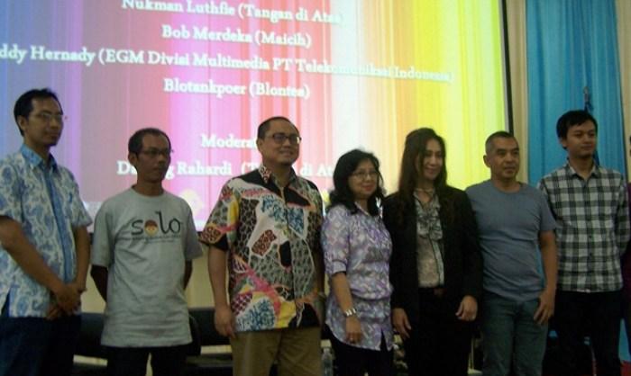 Ramenya Festival TIK 2012 - Dimas Suyatno