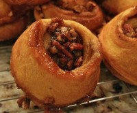 best pecan pumpkin spice sticky buns