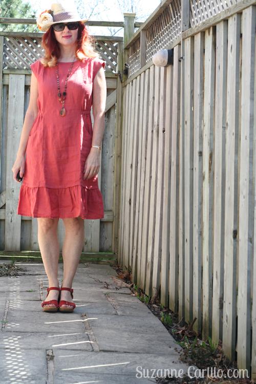 how to wear linen in summer