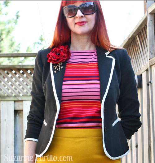 hmy big girl handbag and how to combine bold colours after 40 suzanne carillo