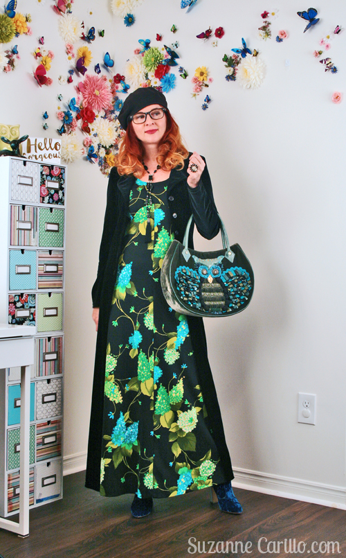 how to wear vintage over 40 suzanne carillo