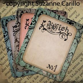 Wish 3 cards